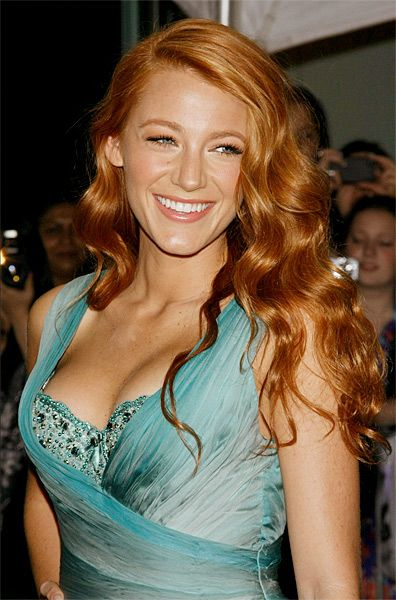 Look What Drew Started Blake Lively S A Ginger Too Batch Please Red Hair Inspiration Red Hair Trends Blake Lively Red Hair