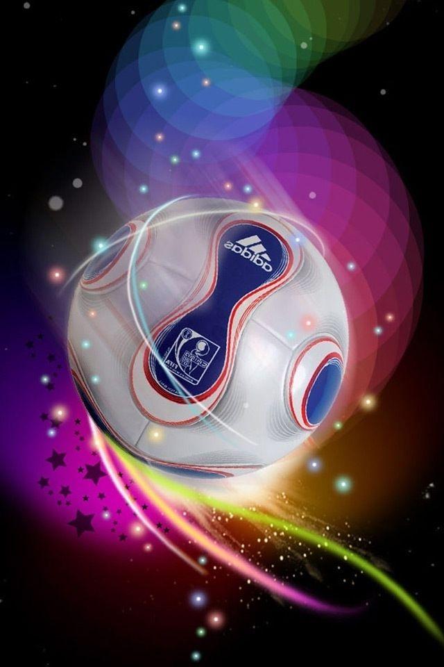 Cool Soccer Wallpaper Soccer Soccer Ball Wallpaper