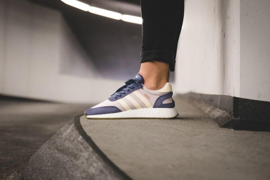 Adidas W Iniki Runner Purple / White Credit : 43einhalb #Adidas #Inside #Sneakers