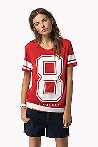 Sportliches T Shirt Tommy Hilfiger Tommy Hilfiger Tommy Shirts