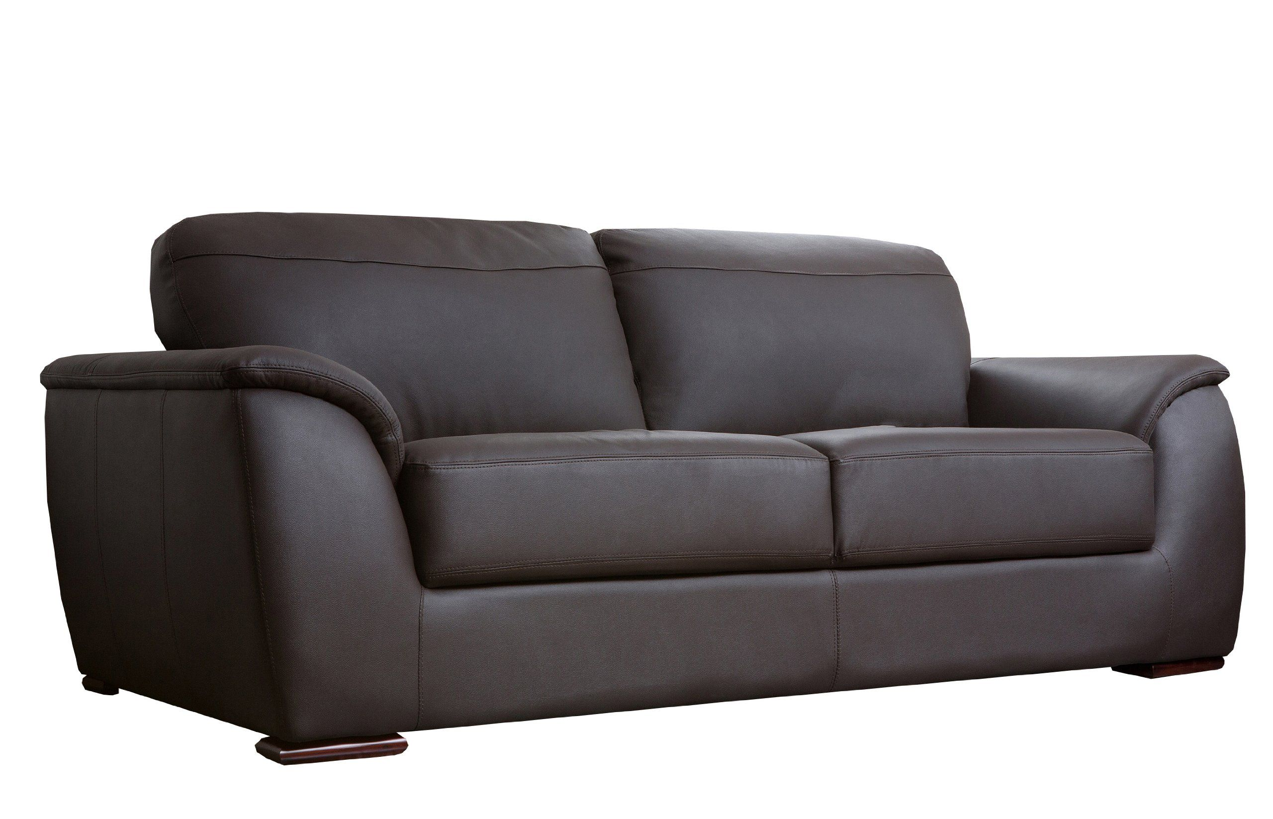 American Eagle Furniture Mason Upholstered Leather Sofa With Added  ~ Payton Power Reclining Sofa