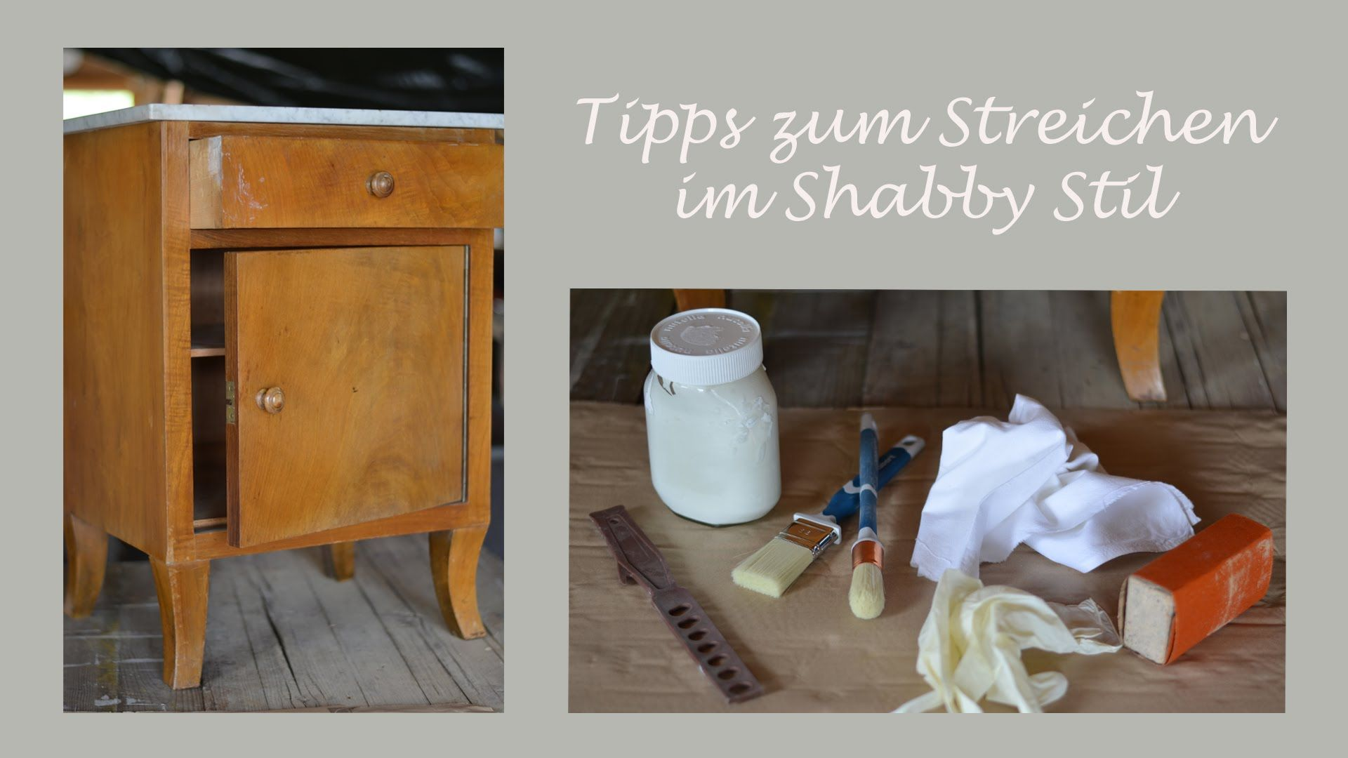 alte kiefer möbel aufpeppen | so | shabby chic, furniture makeover