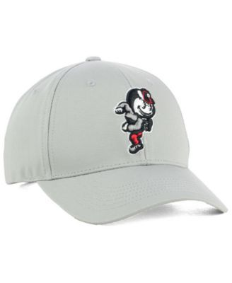 big sale 1c6da ade38 Top of the World Ohio State Buckeyes Fan Favorite Snapback Cap - Gray  Adjustable