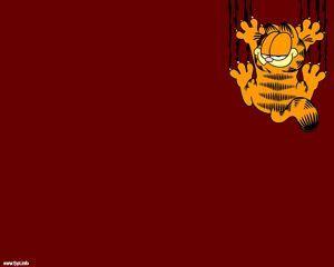 Pin Em Garfield Ppt Templates