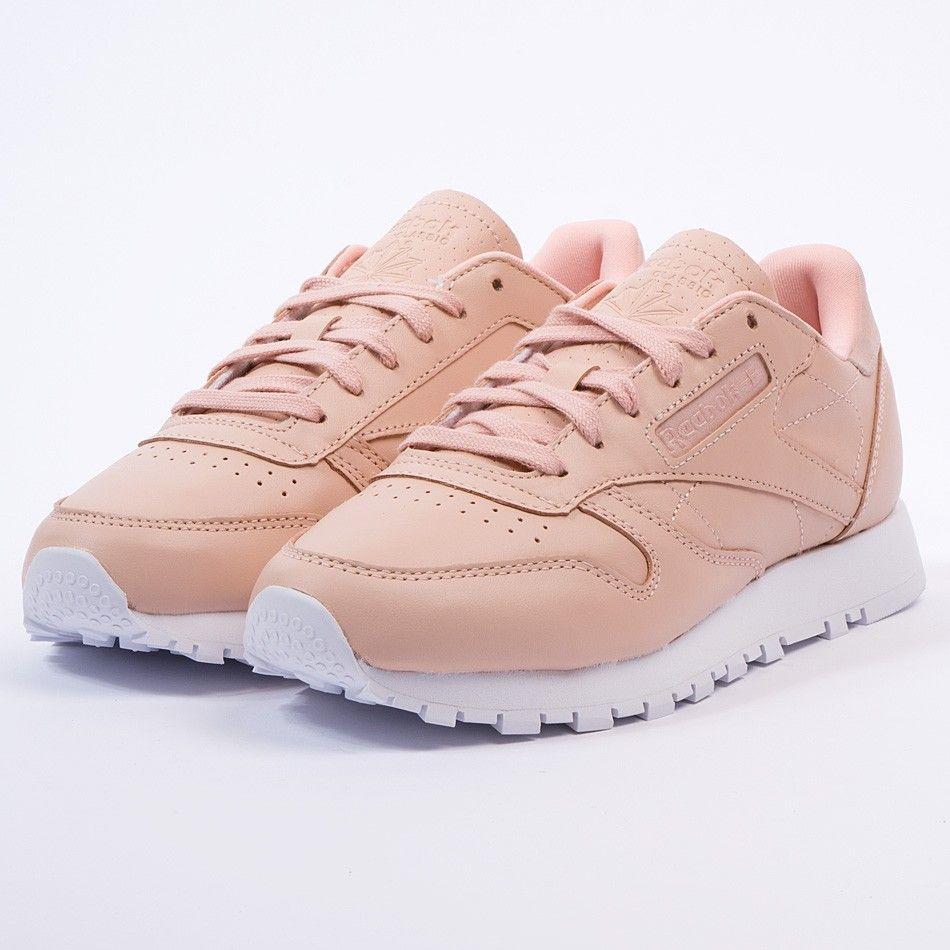 bed837e5b88d Reebok Classic Leather NT Rose Cloud White BD1181 Rebok Sneakers