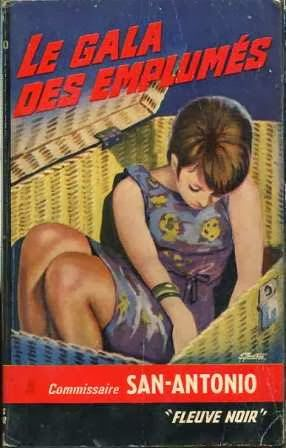"""Frédéric Dard a écrit plusieurs dizaines de romans noirs sous son patronyme. Les éditions Omnibus en proposent sept, dont """"C'est toi le venin"""". - Black Libelle: Les tueuses tristes de Frédéric Dard"""