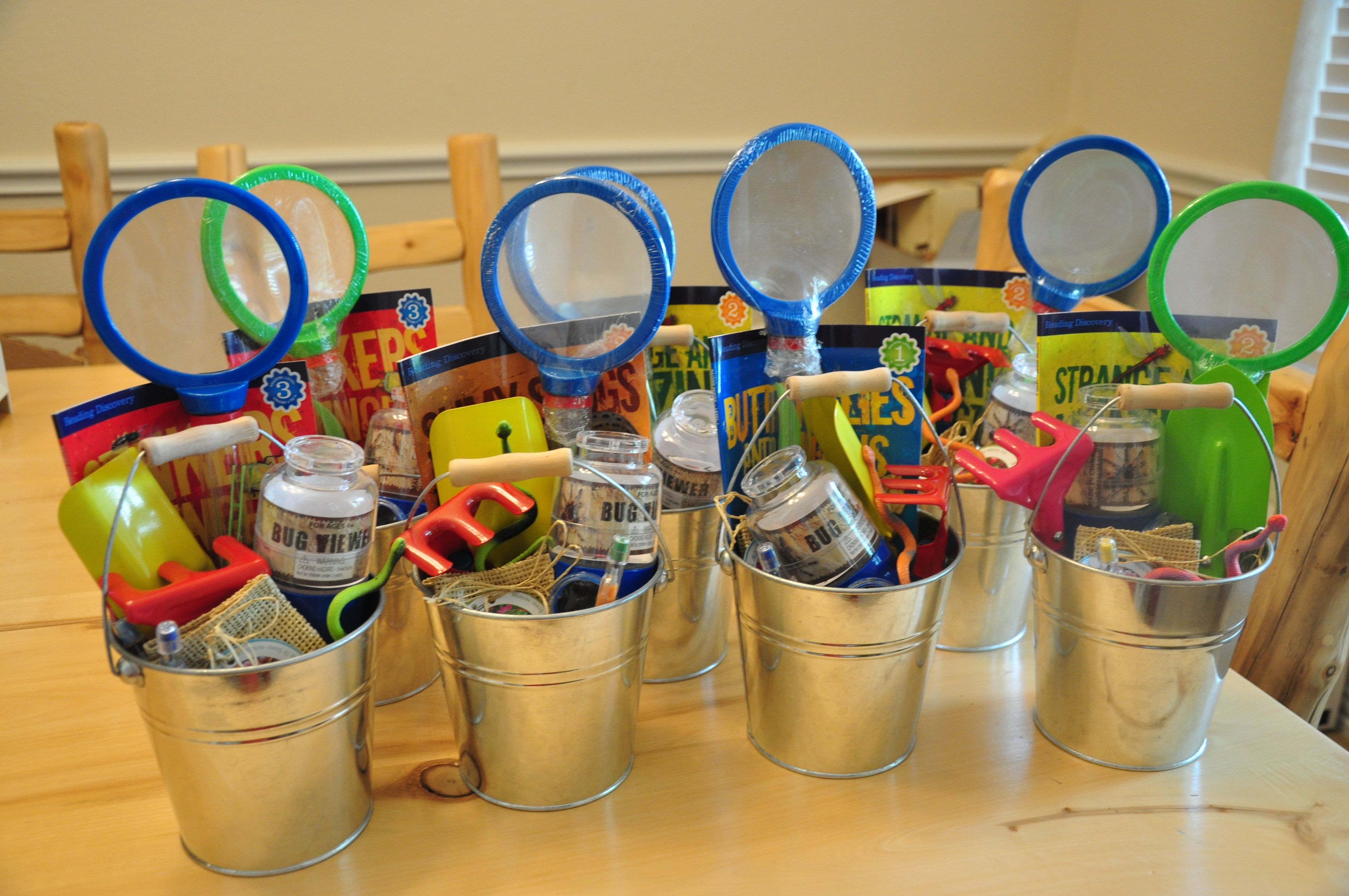 My 6 Year Old S Bug Party Birthday Party Favors