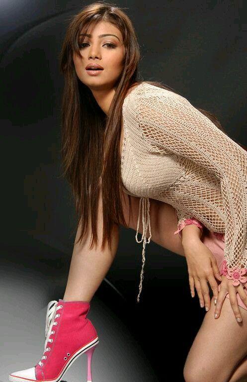 khan sexy boob Aisha