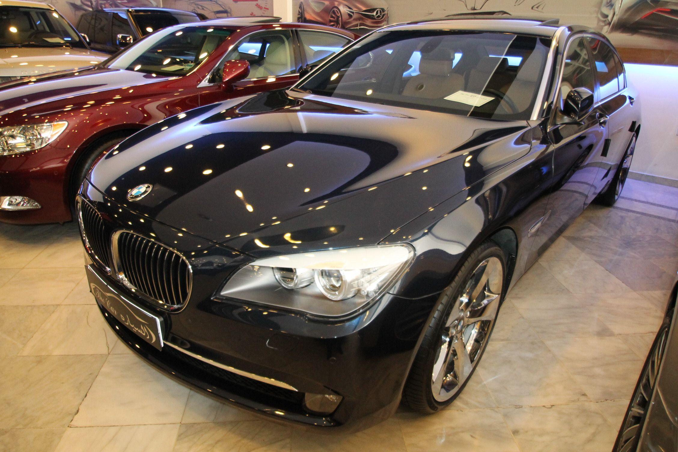 Bmw 7 series for sale in jeddah bmw 7 series bmw car