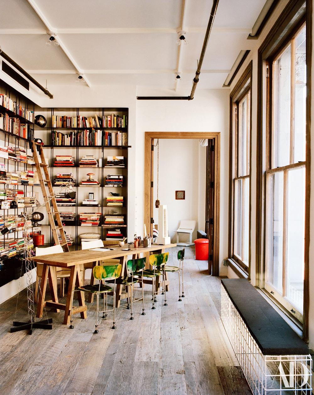 This Minimalist Manhattan Apartment Is Full Of Hidden Fun ...