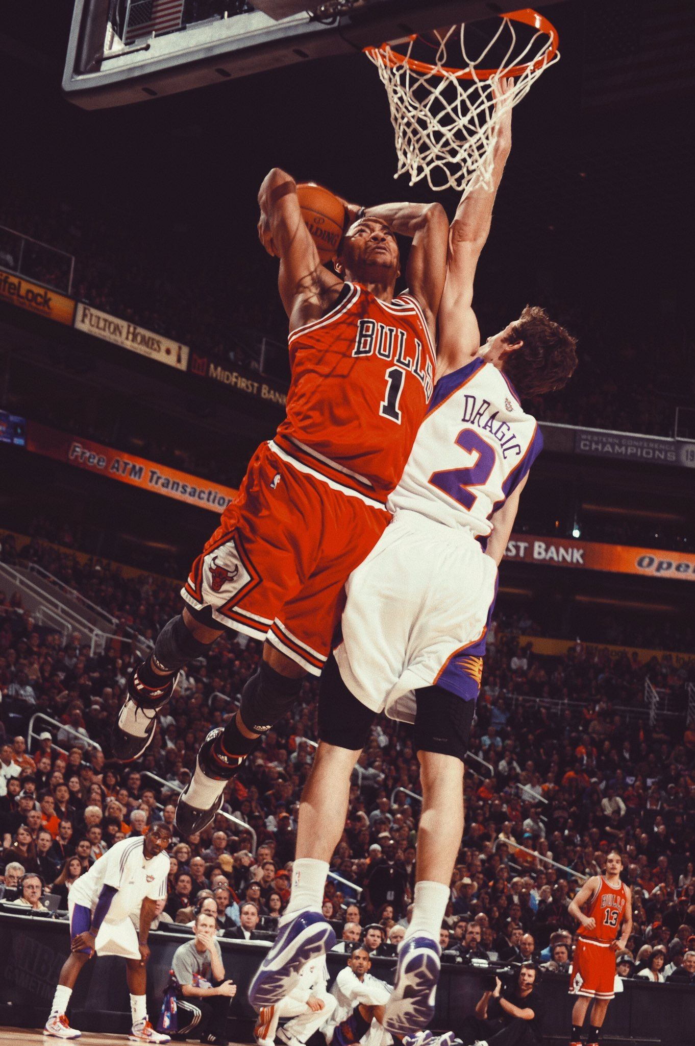 Pin by jay chandler on royalty to the game pinterest michael jordan discover ideas about nba slam dunk contest rose over dragic voltagebd Choice Image