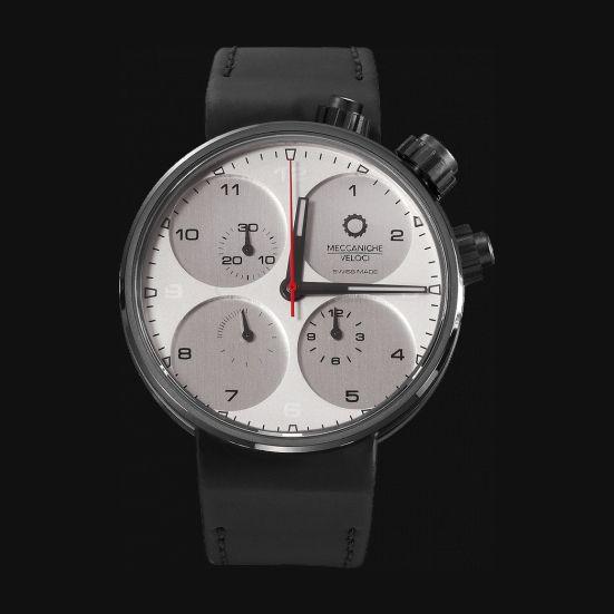 Meccaniche Veloci - Quattro Valvole 44  - Chronograph - Classic - W123K078