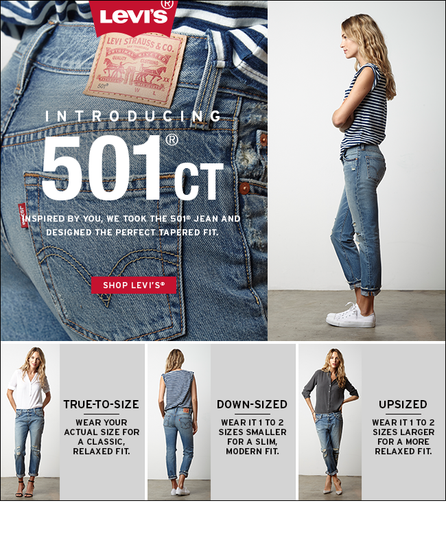 04fa899abaf Found this on Amazon! Levis Women's 501 Customized and Tapered Jean ...