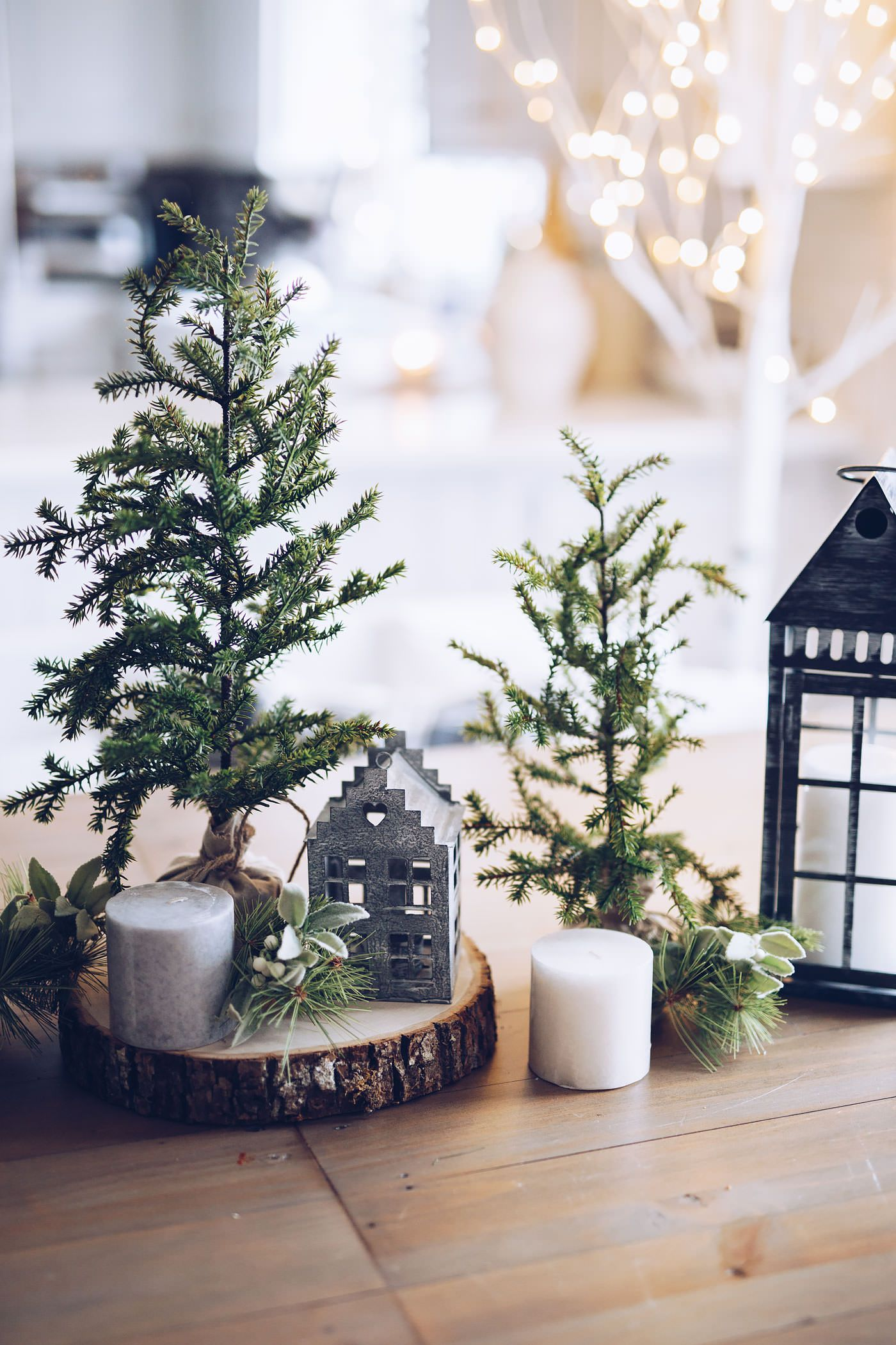 Window well decoration ideas  cloth  cabin curated collection  christmas  pinterest  christmas