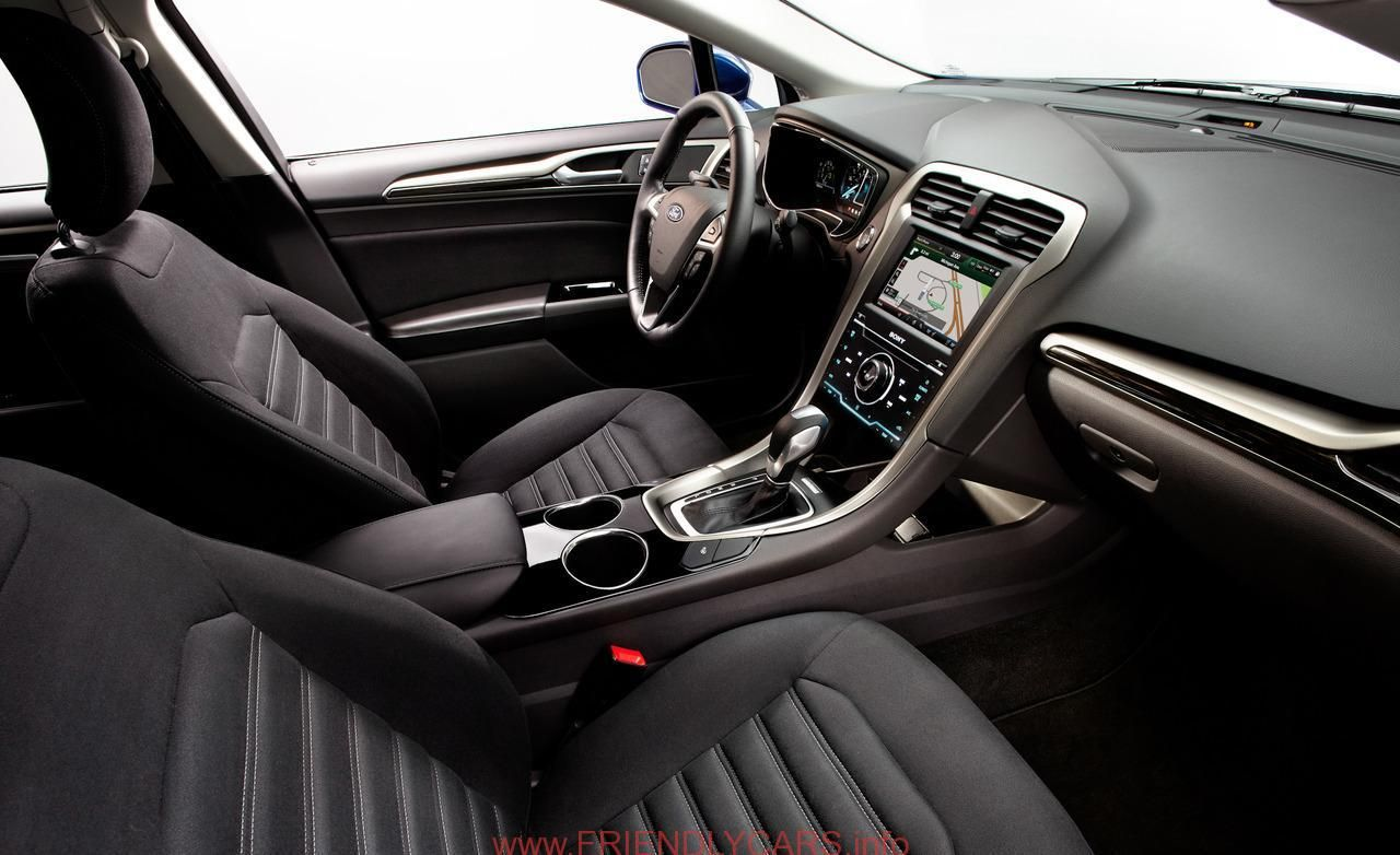 Nice Ford Fusion Interior 2011 Car Images Hd Ford Fusion Hybrid