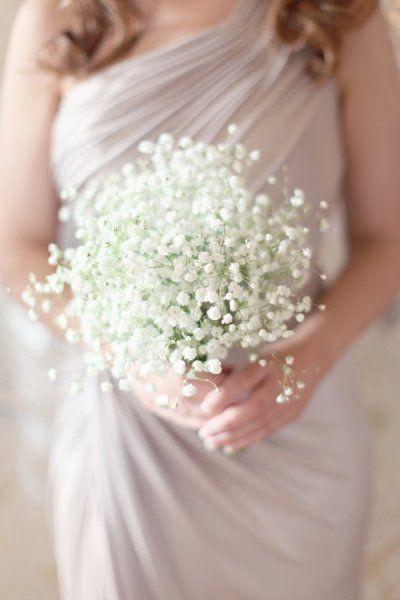 Baby's breath/Gypsophila - soft cloud bouquet