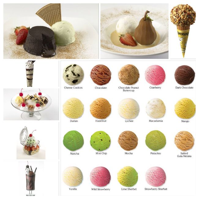 Starting from January 2015, diners can treat themselves and revel in a luscious gelato experience as Earle Swensen's introduce an all new gelato menu across all dessert offerings.