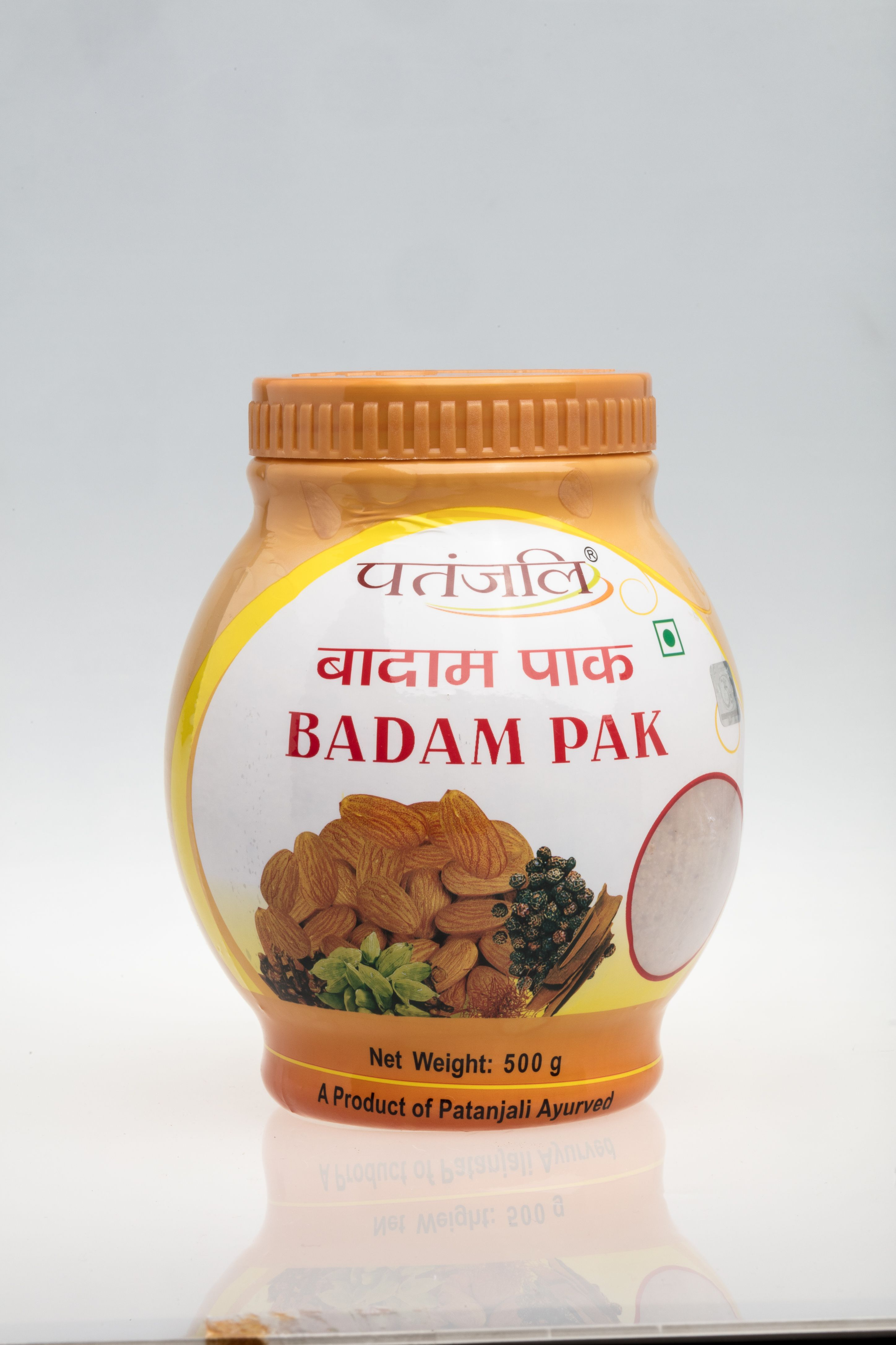 Patanjali badam pak is a rich source of vitamin E and other