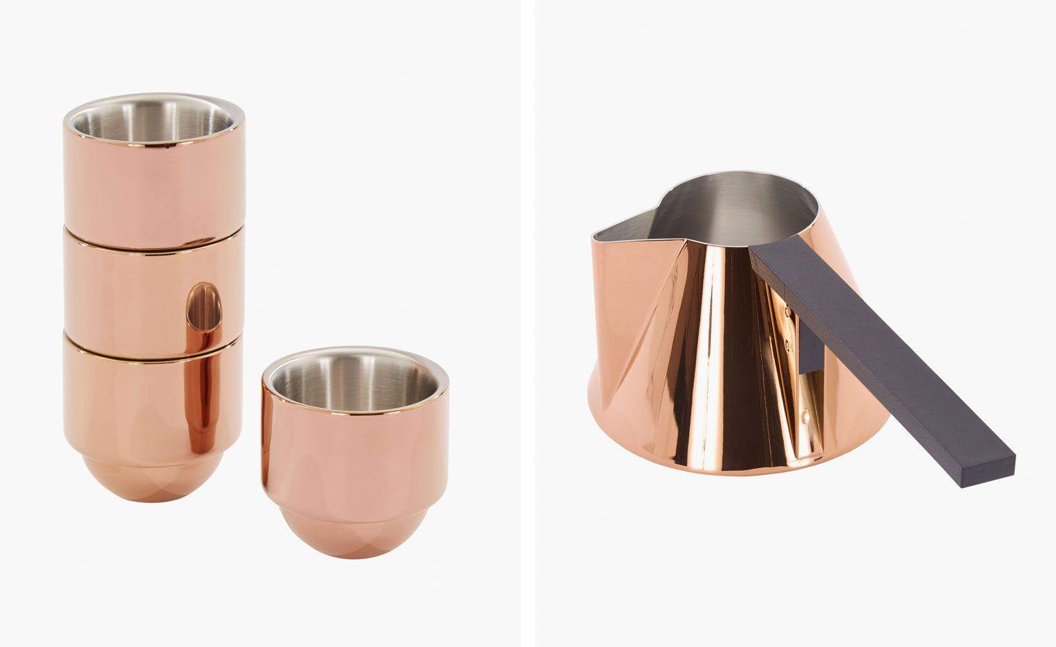 Home Brew Tom Dixon Launches Copper Coffee Set Collection
