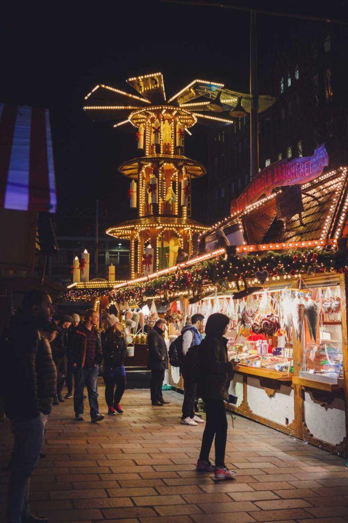Is Glasgow Christmas Market Worth Visiting Glasgow
