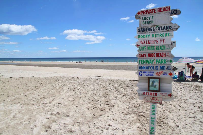 Maine Hosts Among The Most Beautiful Beaches On East Coast View Photos Of Here