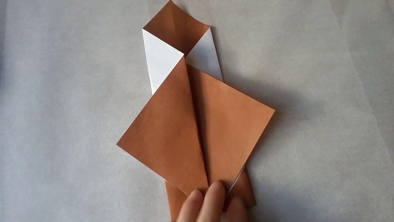 Photo of How to Fold Kanji the Dog/Origami Dog Part 1