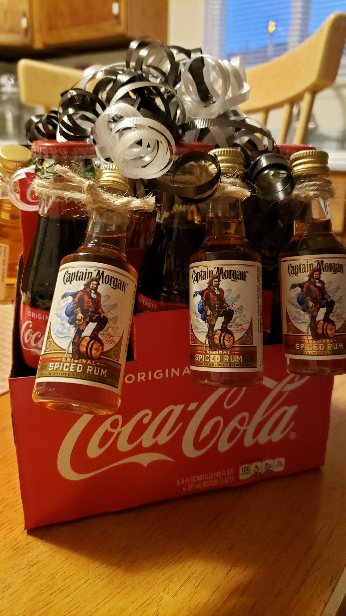 Captain coke spiced rum jack daniels whiskey bottle rum