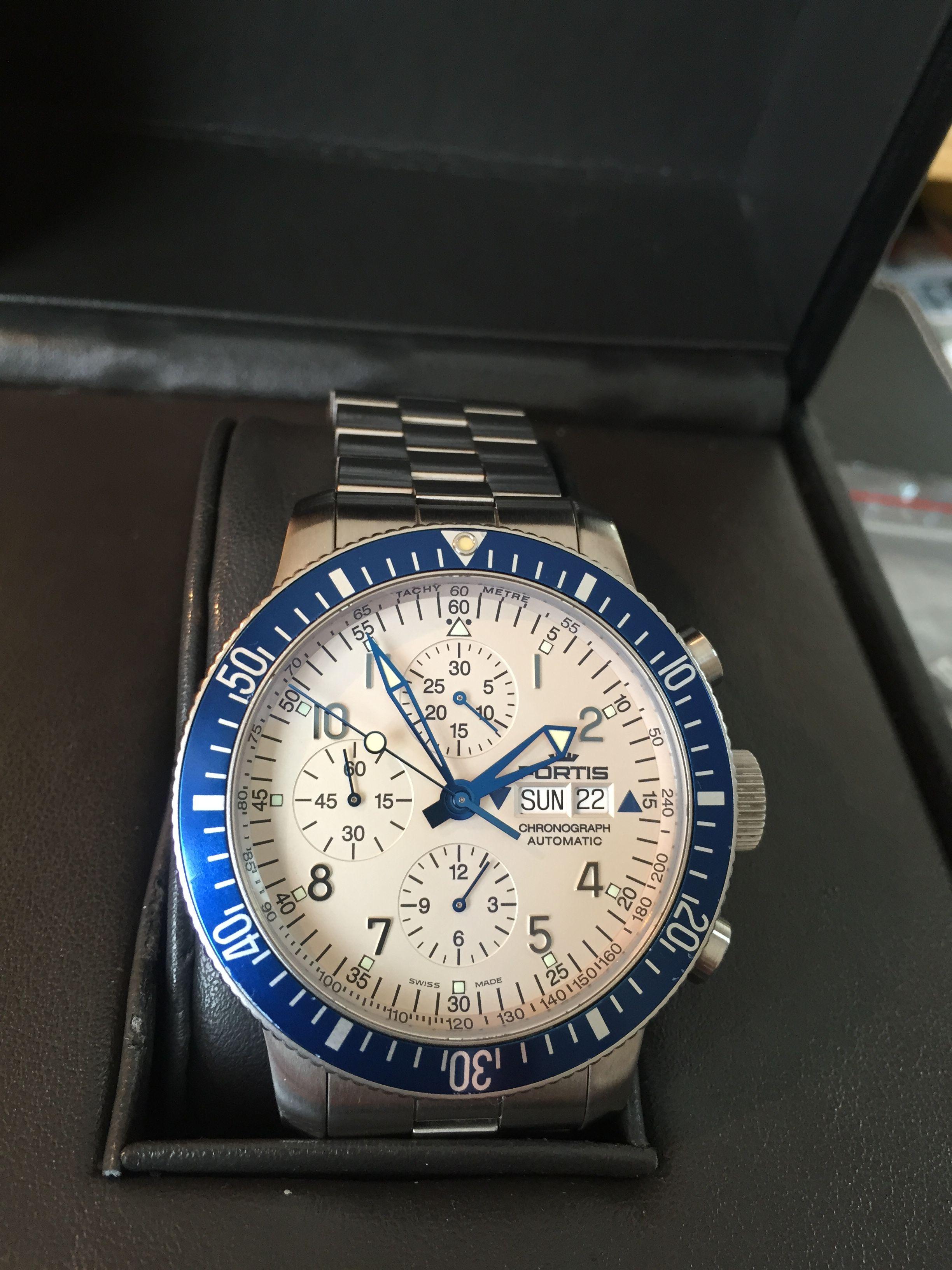 86e56a31895 fortis Relógios De Pulso