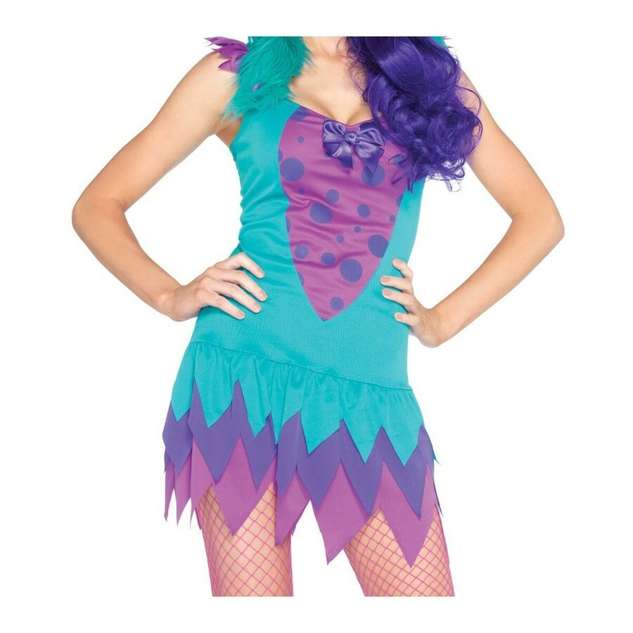 Monster costume adult funny halloween fancy dress ad