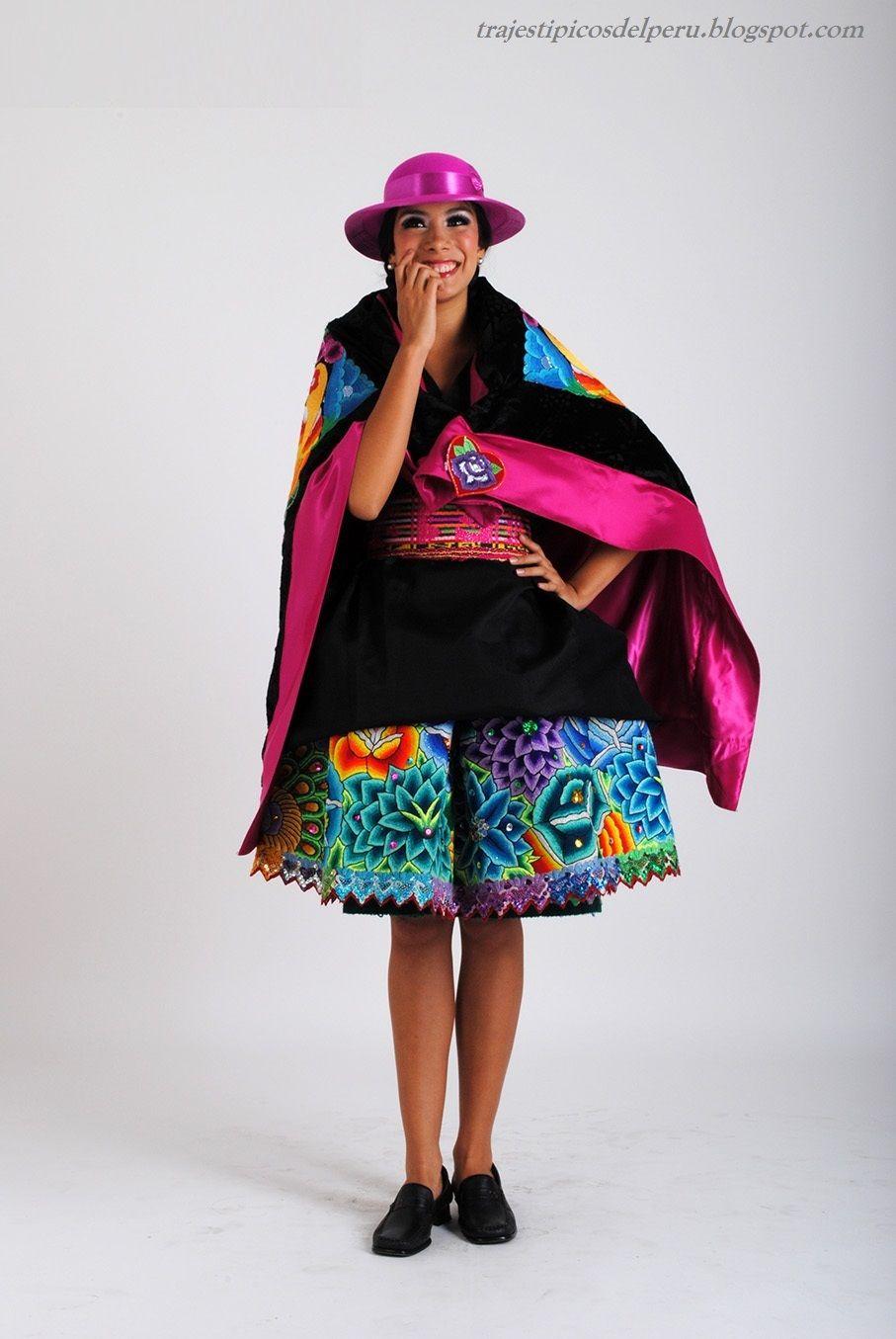 Traje Típico de Huaylarsh /Huaylarsh Costume) Relanzamos nuestro blog!! A  partir de ahora publicare...   disfraces en 2019   Traje tipico de peru, Traje  típico y Trajes