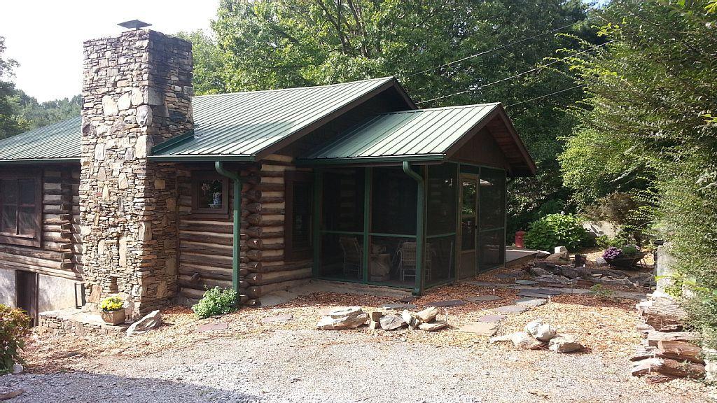 VRBO.com #640984   Charming Log Cabin Near Both Asheville And Hendersonville