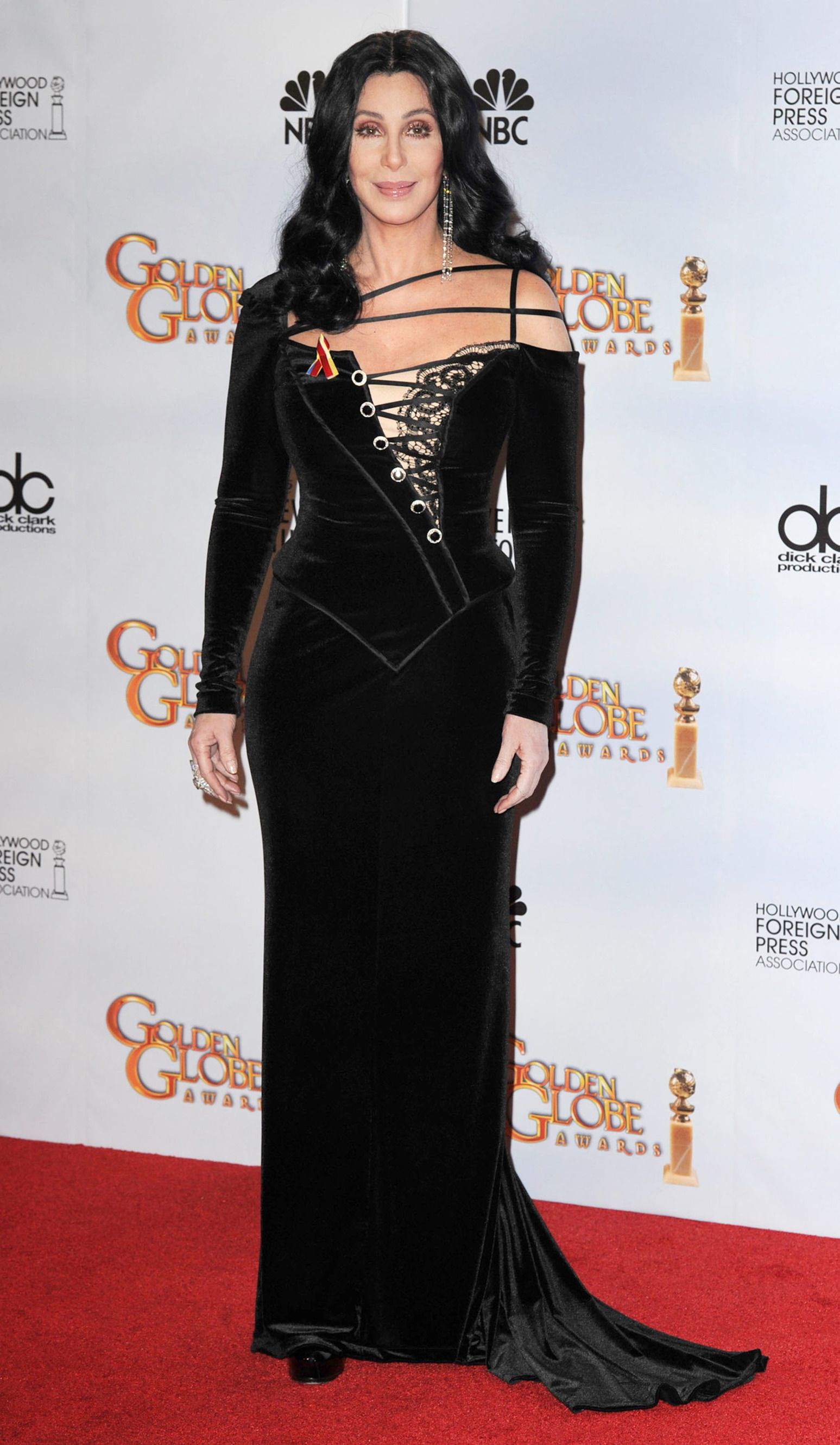 The Cher Look Book Red Carpet Dresses Antique Dress Fashion