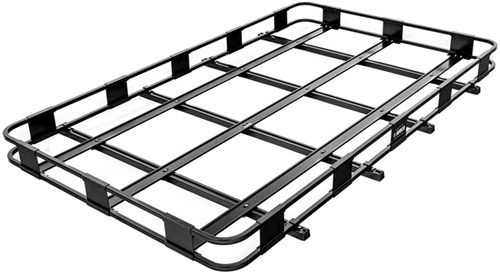 Surco Safari Rack 5 0 Rooftop Cargo Basket For Thule Roof Racks 84 Long X 50 Wide Surco Products Roof Basket Fibreglass Roof Thule Roof Rack