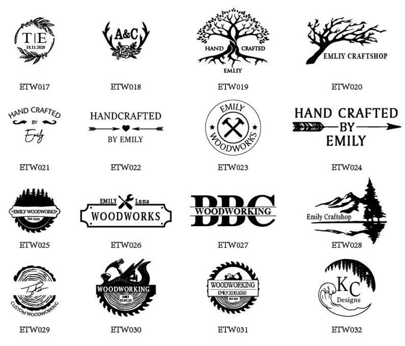 Custom Wood Branding Iron For Woodworking Branding Iron For Wood Leather Branding Iron Steak Branding Food Branding Gift For Woodworker In 2020 Wood Branding Iron Wood Branding Branding Iron