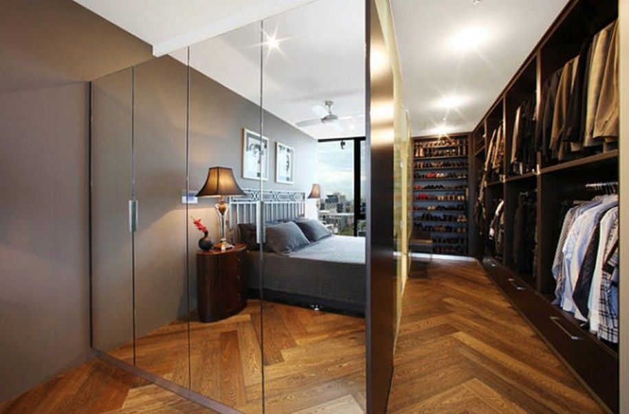 Image Result For Bifold Mirror Closet Doors Closets Pinterest