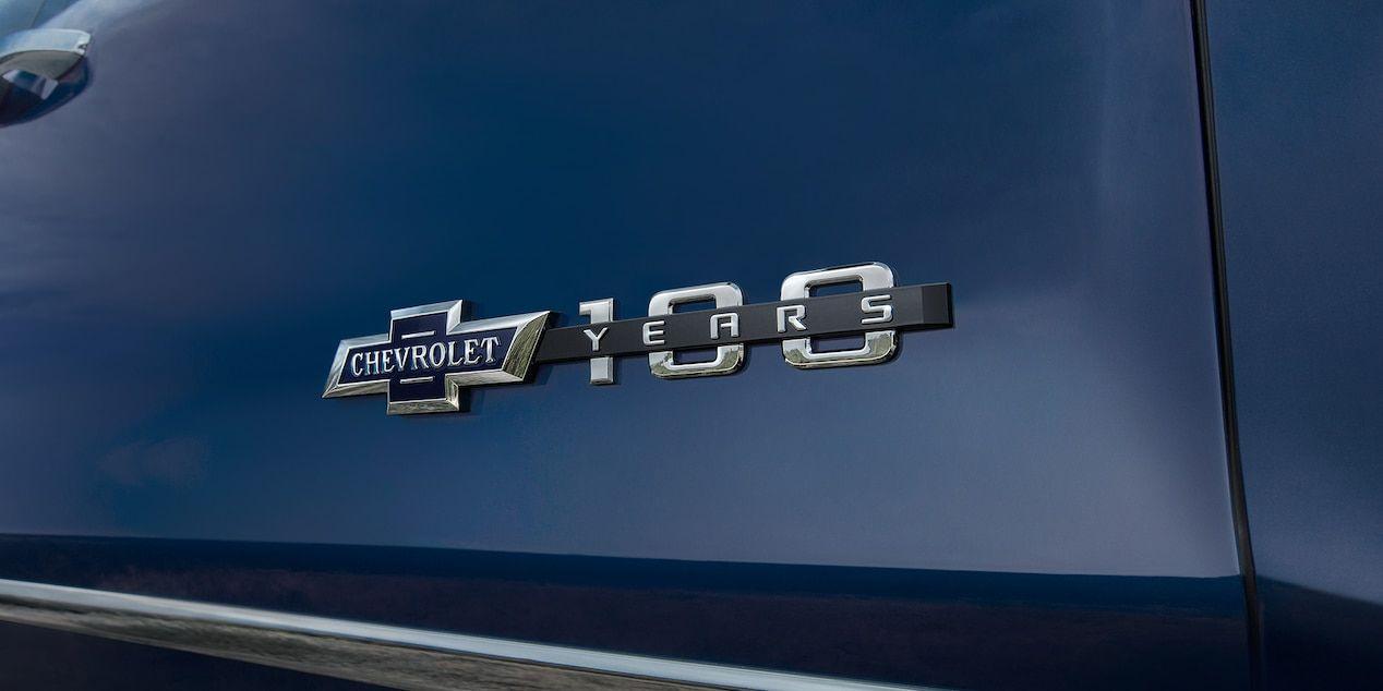 Chevrolet Centennial Truck Special Edition Centennial Badge Chevy Chevy Trucks Trucks