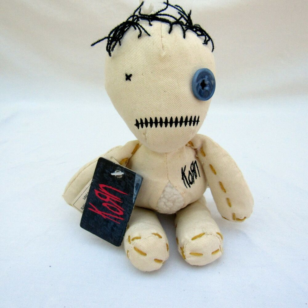 """Korn Rag Doll Limited Edition by 2000 Living Toyz 10"""" inch ...Korn Remember Who You Are Special Edition"""