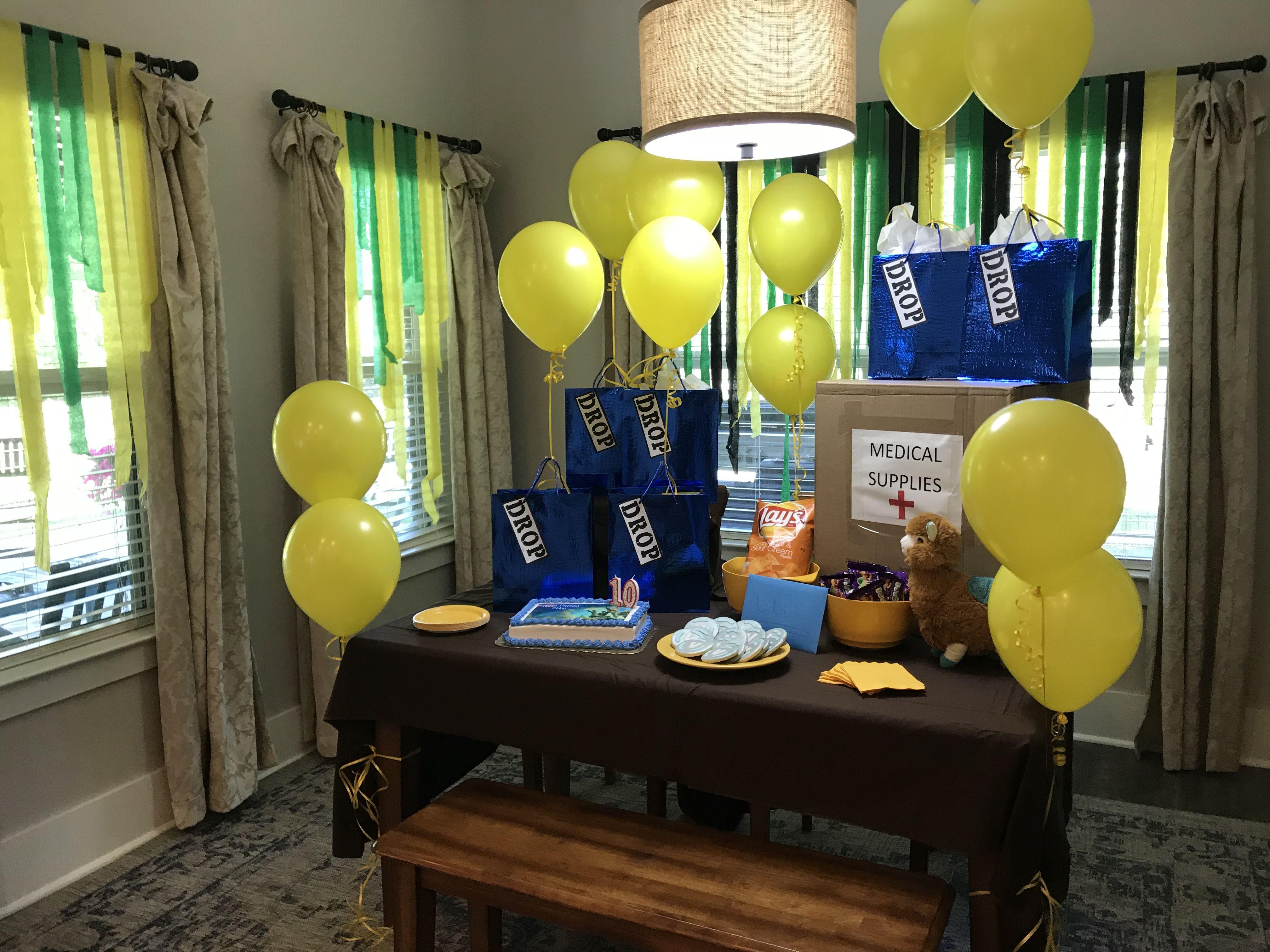 Fortnite Birthday Party Decorations   Birthday Buzzin