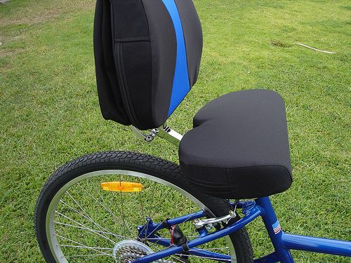 The Dream Demo Bike We Have Came With A Very Comfy Sl Seat