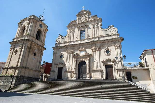 Militello in val di Catania. Santa Maria della Stella
