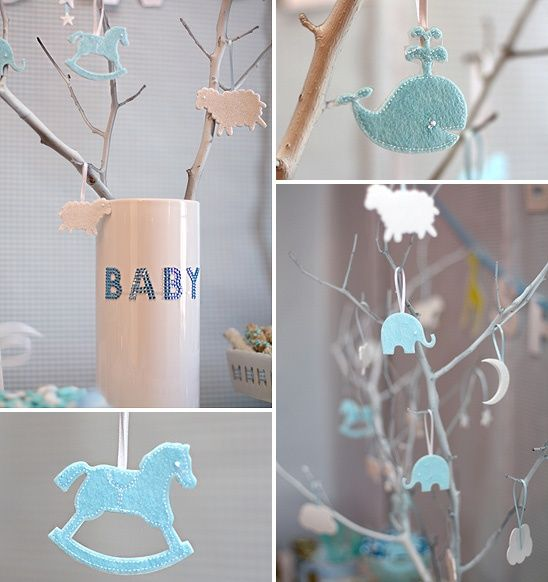 These Are Very Fun And Wintery Centerpieces Perfect For January