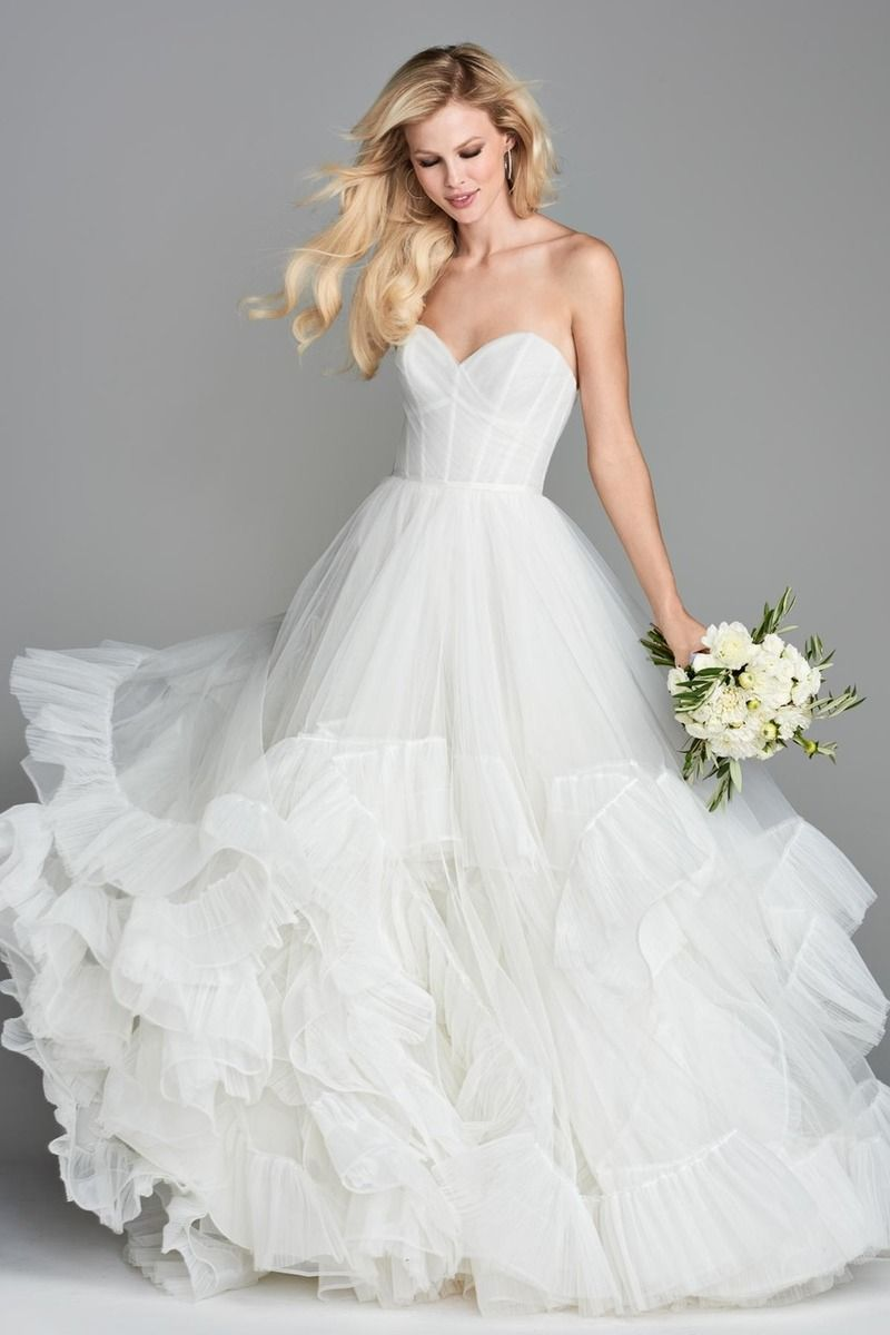 Wtoo Wedding Dress Olympia | Pinterest | Wedding dress, Weddings and ...