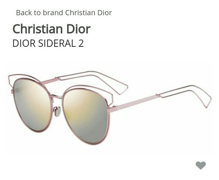4cb3fd1e2aa0 Dior sideral love the light pink · DiorSunglassesEyewearEye GlassesGlasses