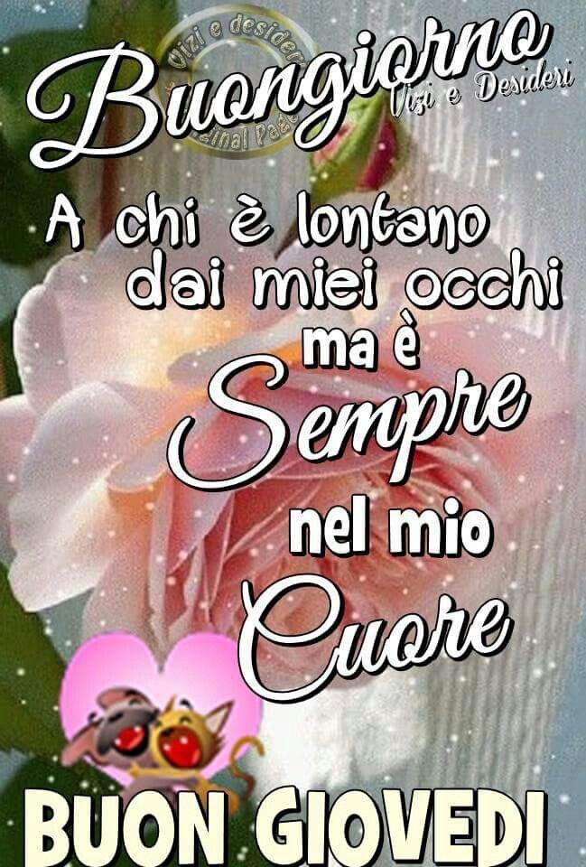 Buongiorno gioved saluti e frasi good morning good for Foto belle di buongiorno