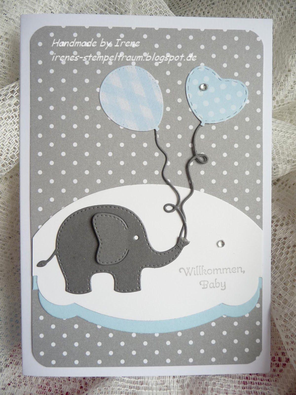ist dieser kleine elefant mit den luftballons es sind