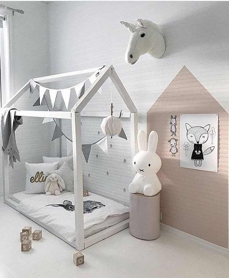 wei es kinderzimmer mit miffy lampe. Black Bedroom Furniture Sets. Home Design Ideas