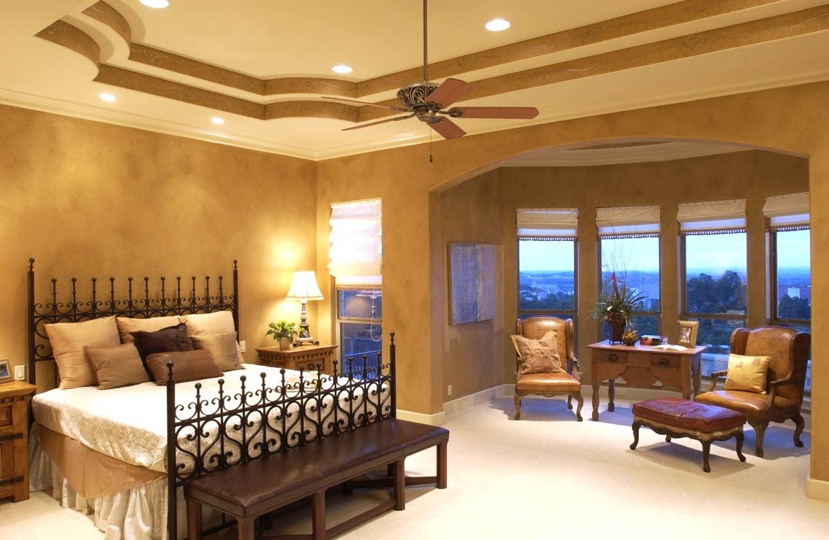 Additional Bedrooms With Images Tuscan Bedroom Decor Tuscan