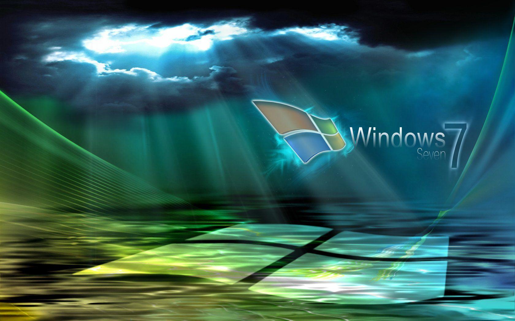 Background image windows 7 location - Current Location