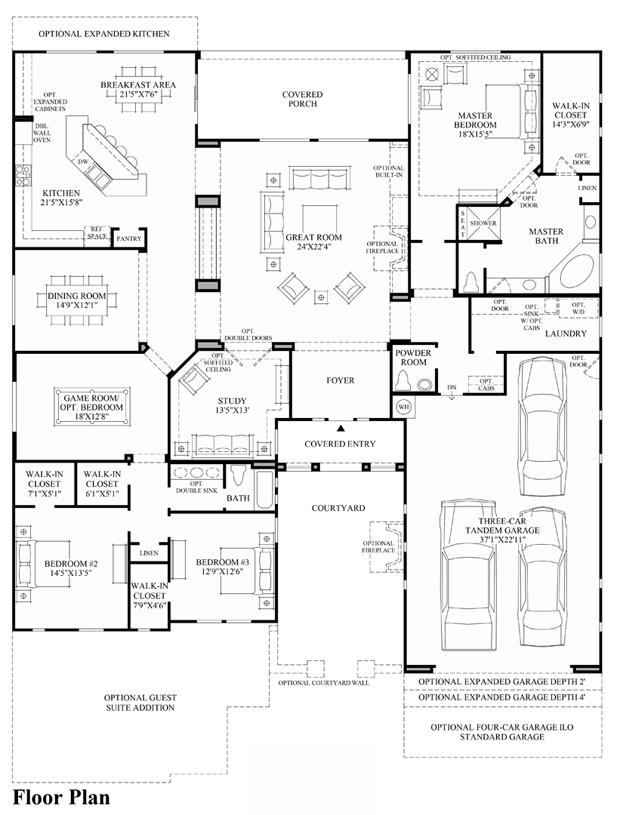 Arizona Home Design Idea Center: The Blackstone Collection In