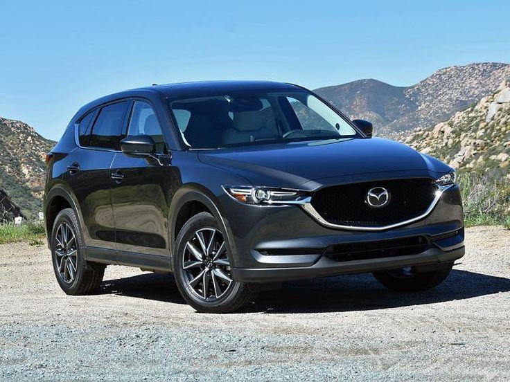 Nice Mazda 2017 Nydn Cx 5 Grand Touring Machine Gray Front Quarter Right Cx5 Check More At